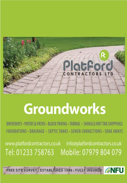 Platford Contractors - Groundworks